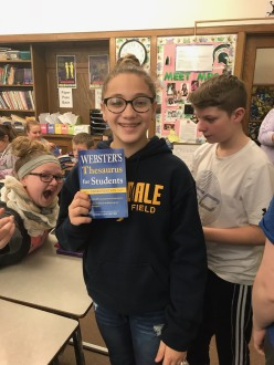 kiwanis dictionary project 5